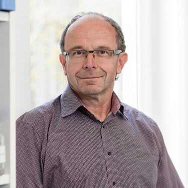 Team UGN Umwelttechnik Umwelttechnik Bereichsleiter Produktion und Forschung, Entwicklung Herbert Zölsmann