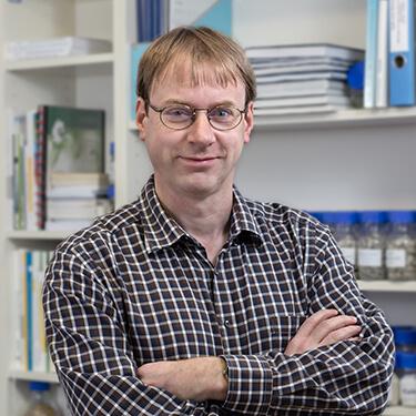 Team UGN Abteilungsleiter Forschung und Entwicklung Andreas Mielke