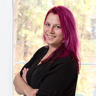 Team UGN Umwelttechnik Abteilungsleiterin Service, Wartung und Export Nicole Herrmann