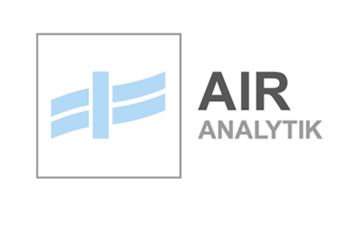 Unternehmen der Rietzler Gruppe: Logo AIR Analytik